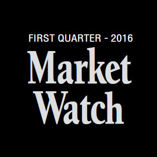 First Quarter Market Watch 2016