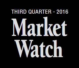 Market Watch 2016 Quarter 3