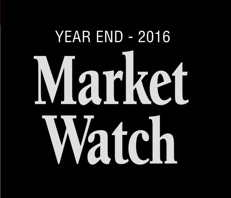 Market Watch Year End 2016