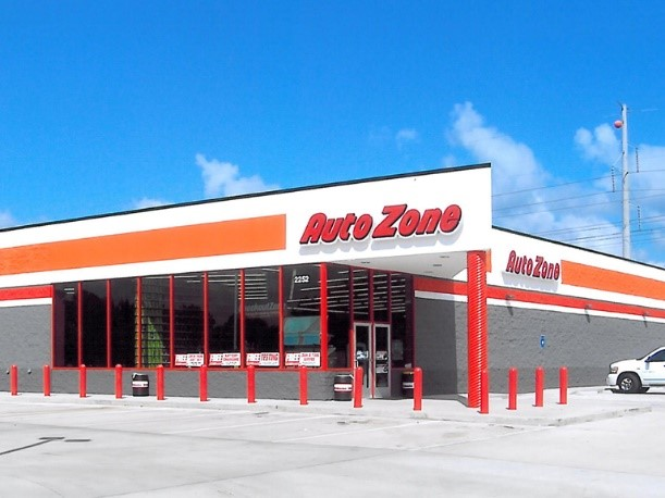 Auto Zone Franchise