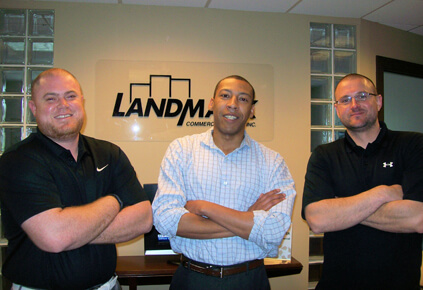 Landmark Commercial Realty Young Agents