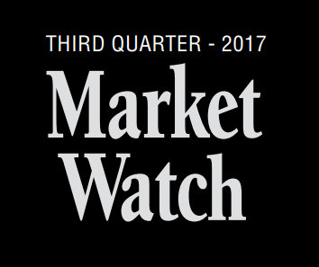 Third Quarter Market Watch 2017