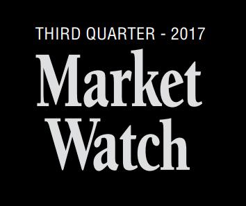 Third Quarter Market Watch 2017