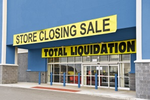 Stores Closing