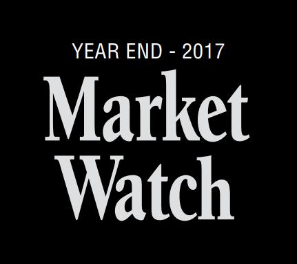 Year End Market Watch 2017