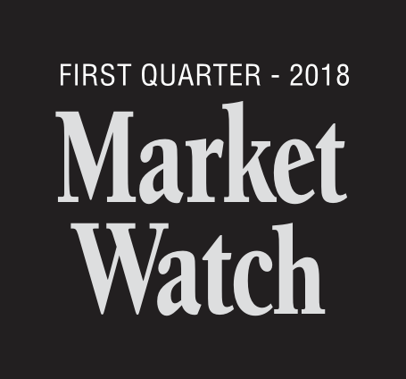 First Quarter Market Watch Report 2018