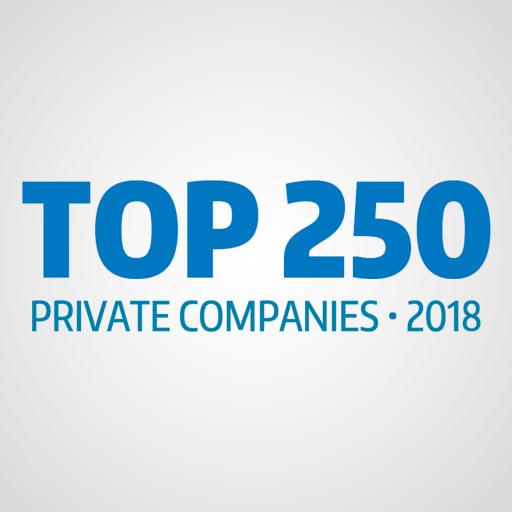 CPBJ Top 250 Companies 2018