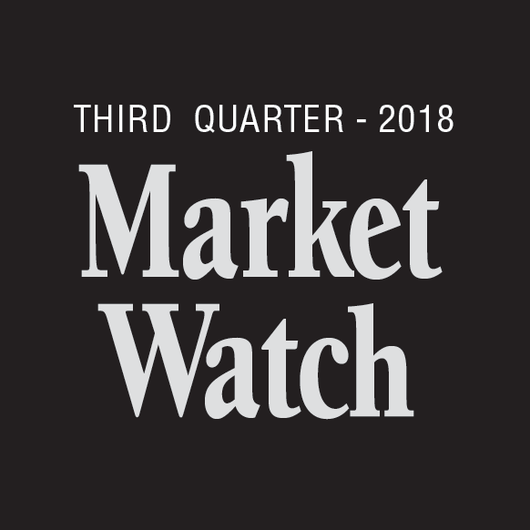 Third Quarter Market Watch 2018