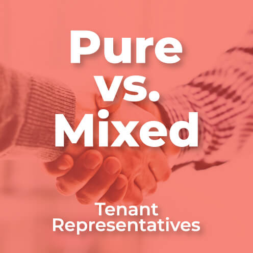 Tenant Representation: Pure vs. Mixed