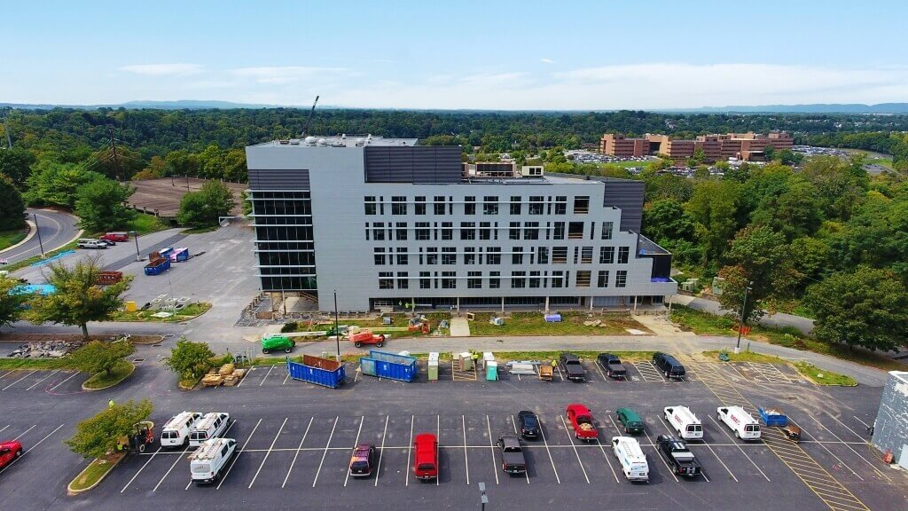 New Large Scale Class A Office Space Available on West Shore