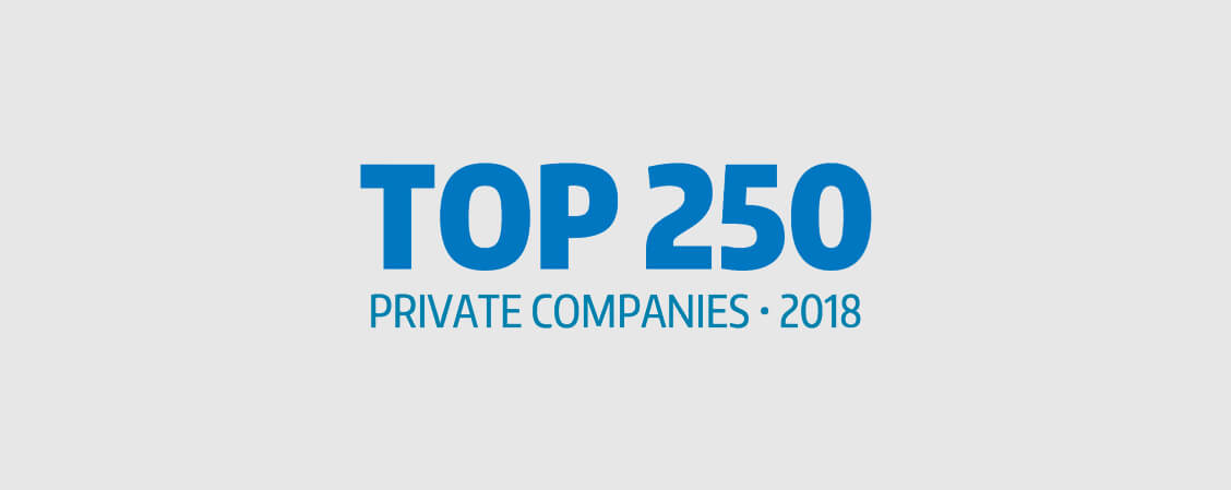 Top 250 Private Companies — 2018