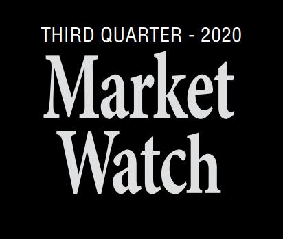 Market Watch - Q3 2020