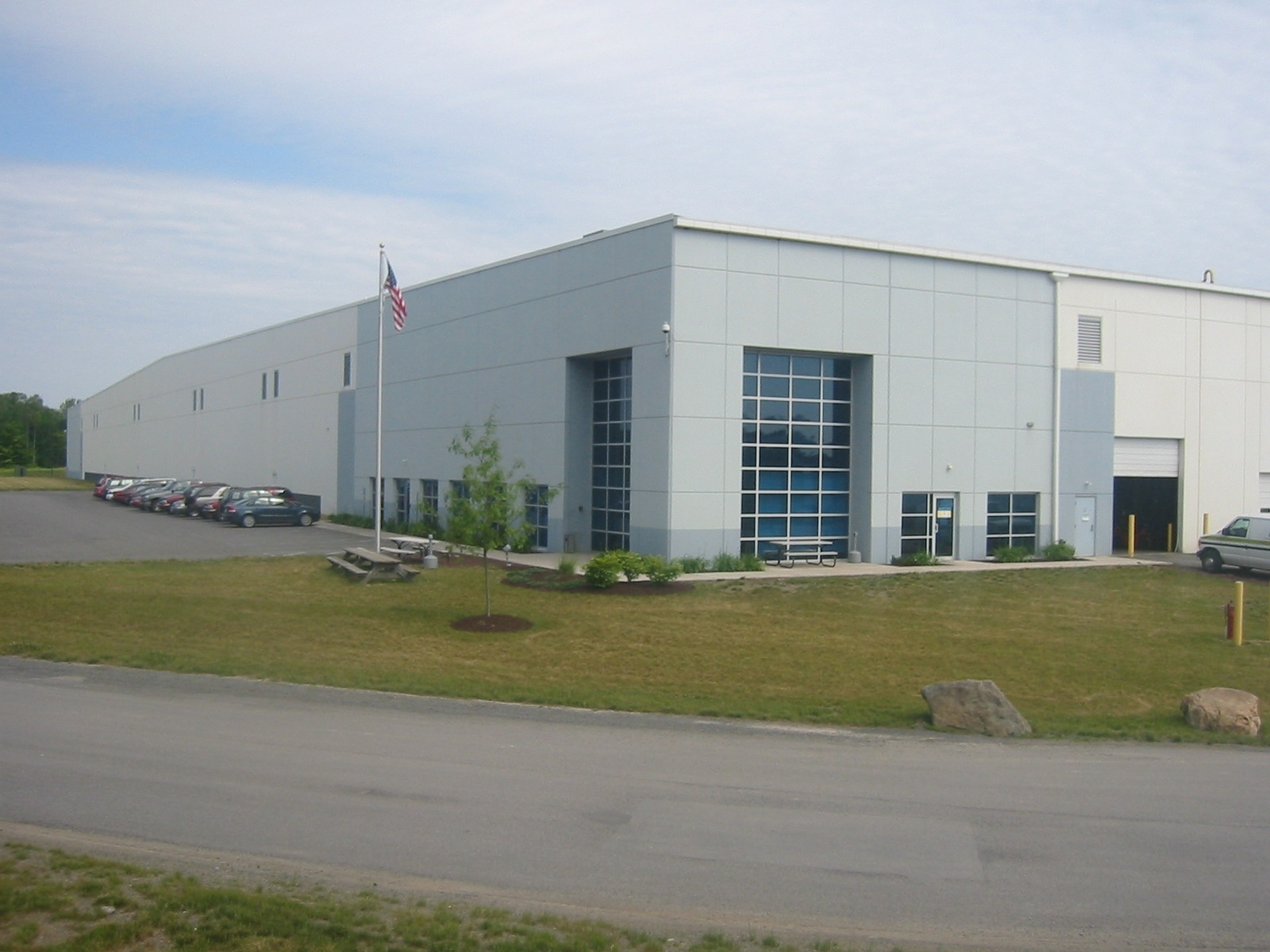 100 First Ave Distribution Facility
