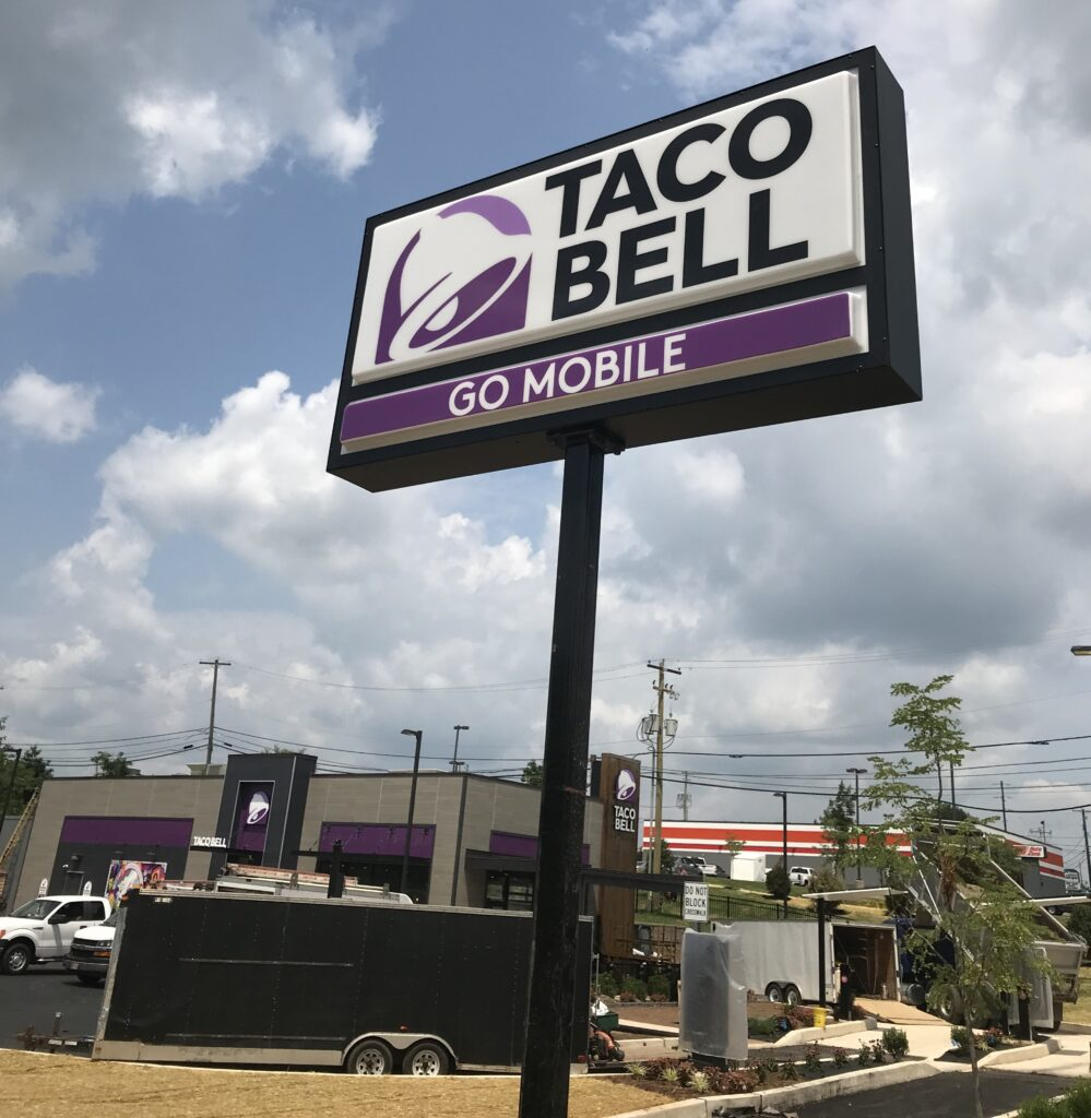 the new taco bell in lititz
